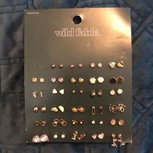 29 pairs of adorable stud earrings